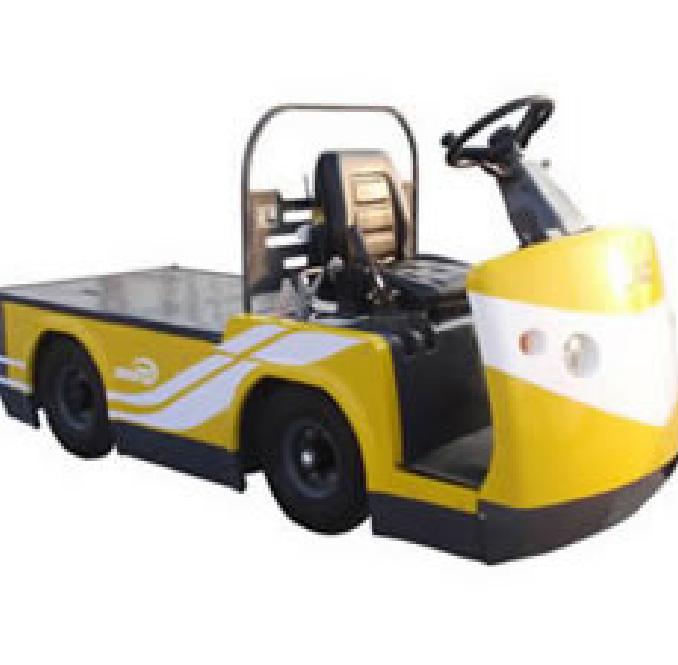 Tractores de reboque eletricos